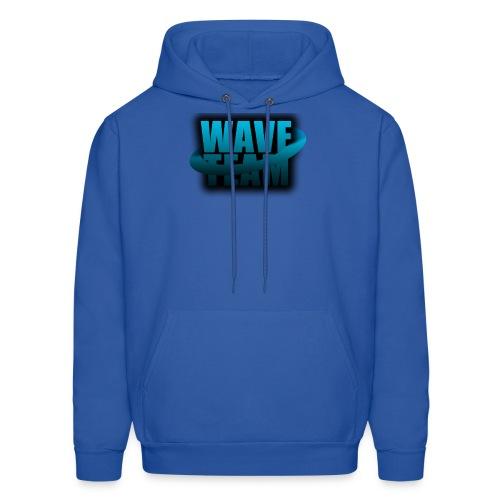 Wave Team Surf Logo - Men's Hoodie