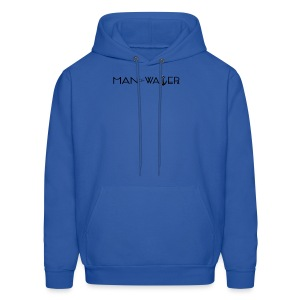Man of Water Main Logo - Men's Hoodie
