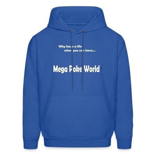 Mega Poke World - Men's Hoodie
