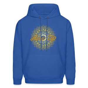 Rise Up by Ezina - Men's Hoodie