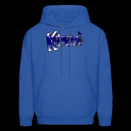 Katazui Header Logo - Men's Hoodie