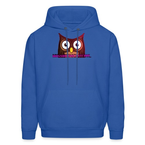 MissMidnightOwl male clothing - Men's Hoodie