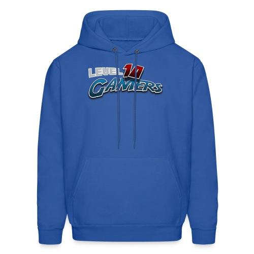 Level10Gamers Logo - Men's Hoodie