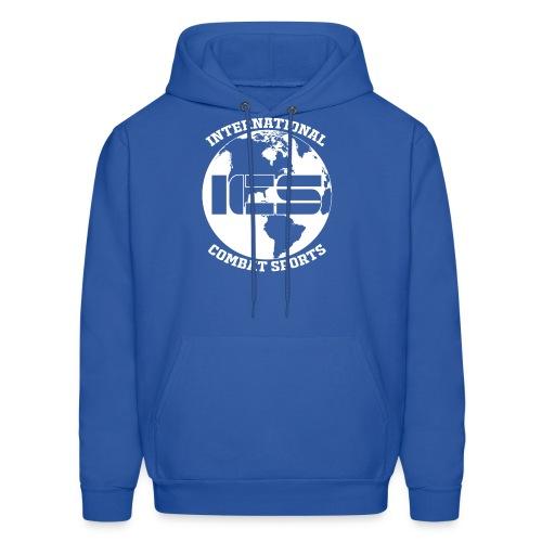 ICS Logo Blue - Men's Hoodie