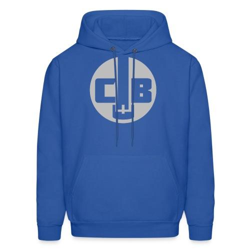 TCB Logo Grey One Color - Men's Hoodie