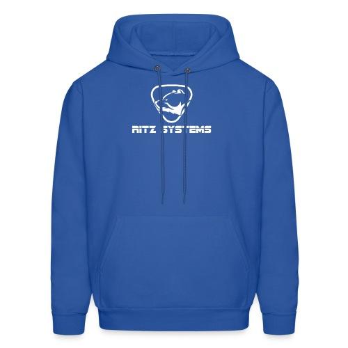 Ritz Systems Logo - Men's Hoodie