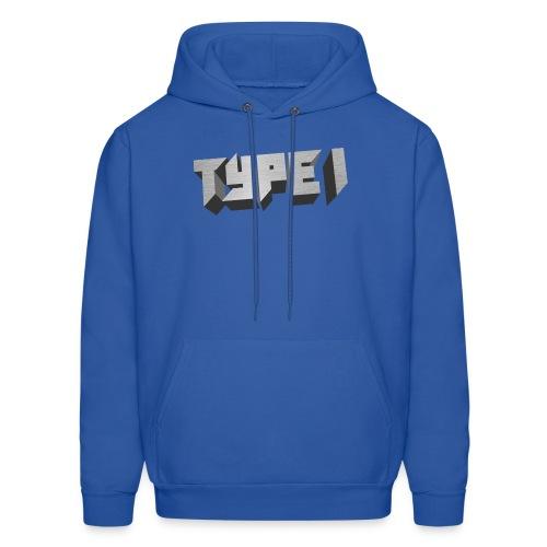 TYPE 1 - Men's Hoodie