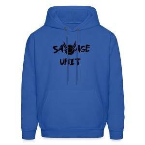 SAVAGE UNIT - Men's Hoodie