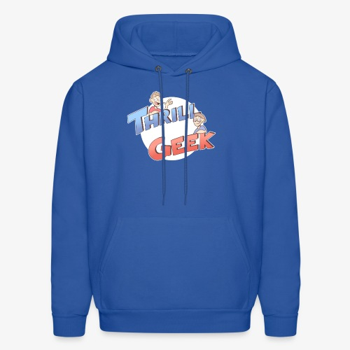 ThrillGeek Podcast Logo Shirt - Men's Hoodie