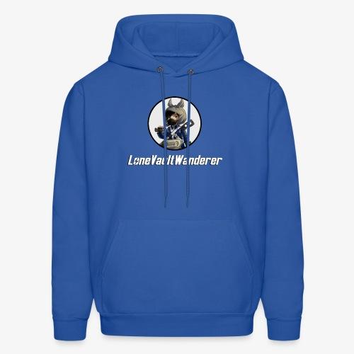LoneVaultWanderer - Men's Hoodie