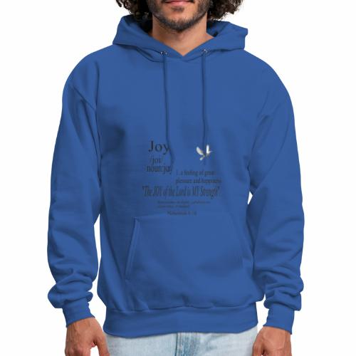 Fruit of the Spirit Collection: Joy - Men's Hoodie