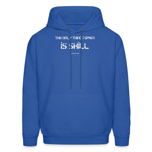 The Only Thing I Spam is Skill...And Brimstones - Men's Hoodie