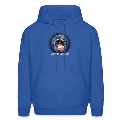 New we groove t-shirt design - Men's Hoodie