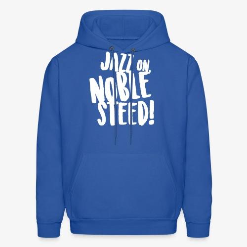MSS Jazz on Noble Steed - Men's Hoodie