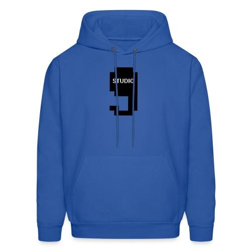 Offical Studio9 Logo Clothes - Men's Hoodie