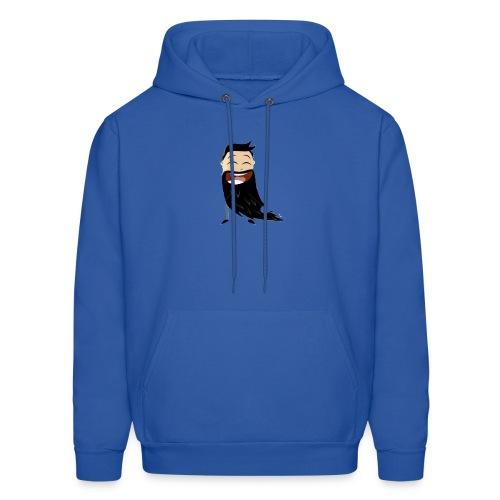 Bearded man - Men's Hoodie