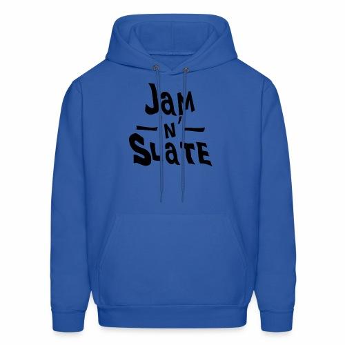 Jam 'n' Slate Logo - Men's Hoodie