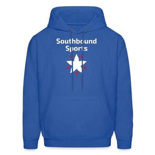 Southbound Sports Stars Logo - Men's Hoodie