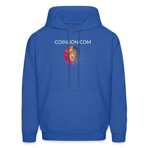Lion's Head - Men's Hoodie