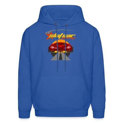 Slot Car Superstar T-Shirt 1 - Men's Hoodie