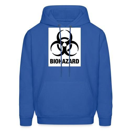 Biohazard - Men's Hoodie