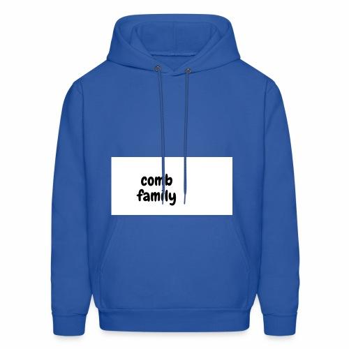 combs - Men's Hoodie