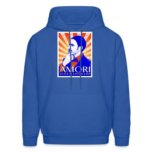 Amori_poster_1d - Men's Hoodie