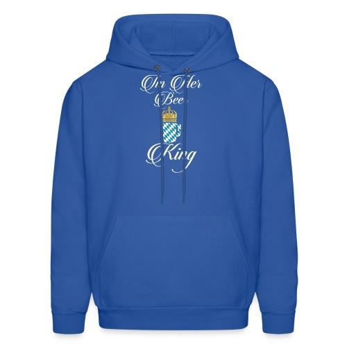im her king shirt - Men's Hoodie