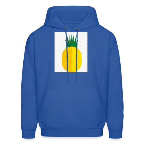Pixel looking Pineapple - Men's Hoodie