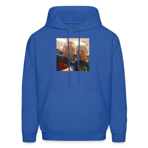 jacobs shirt/youtube partner - Men's Hoodie