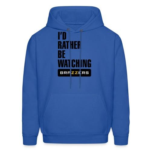 IRBW Brazzers logo - Men's Hoodie