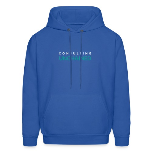Consulting Unchained - Men's Hoodie