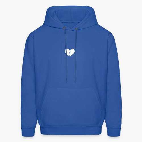 XXVSociety | Heart Broken - Men's Hoodie
