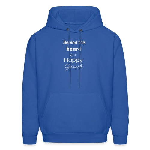 Behind this beard - Men's Hoodie