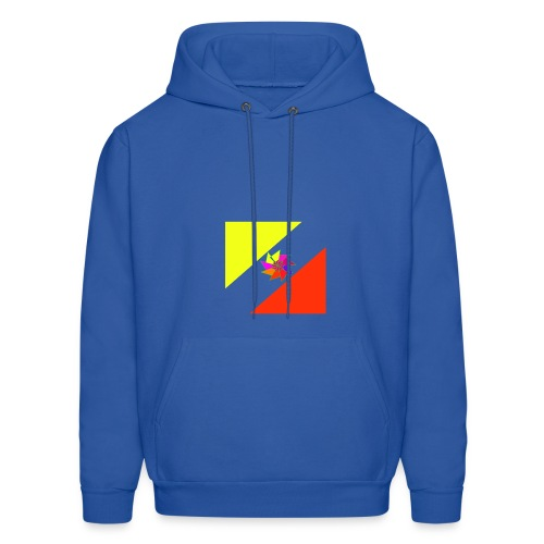 striking logo - Men's Hoodie