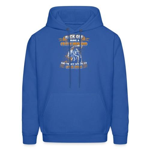 I Have A Crazy Husband Tshirt - Men's Hoodie