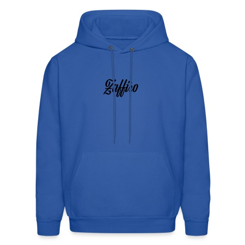 Zaffiro Co. Script Sweatshirt - Men's Hoodie