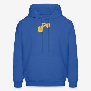 Official Pixomar Logo Design Shirt - Men's Hoodie