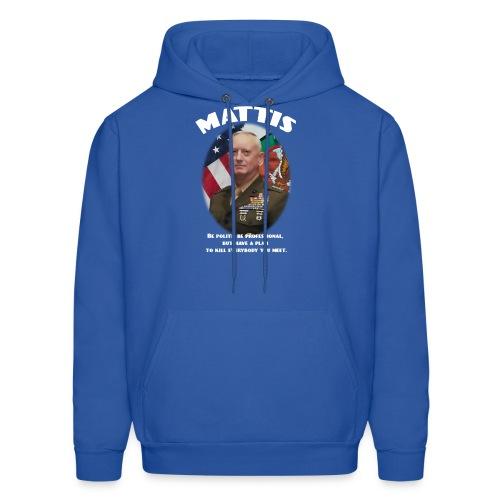 Mattis - Kill Everybody - Men's Hoodie