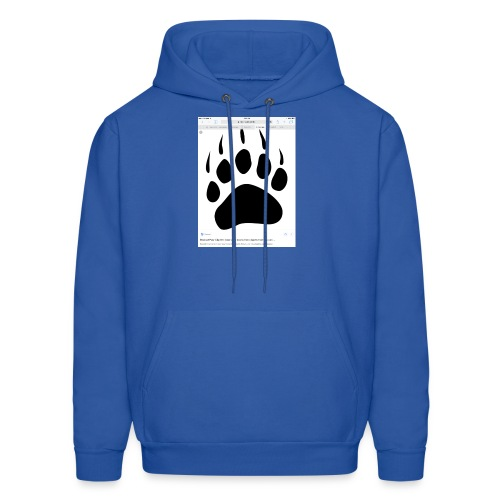 Bear print - Men's Hoodie