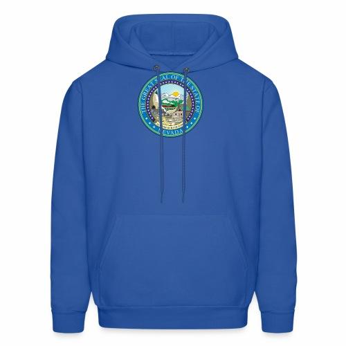 Nevada State RP - Seal - Men's Hoodie