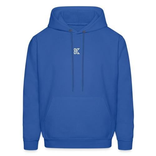 KikBackGamez Logo - Men's Hoodie