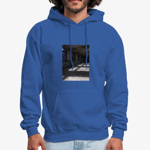 Abandon Prison Broken window room - Men's Hoodie
