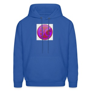 Brother Gaming 2016 logo apparel - Men's Hoodie