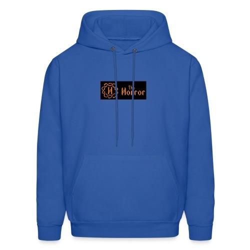 Horror pentagon logo - Men's Hoodie