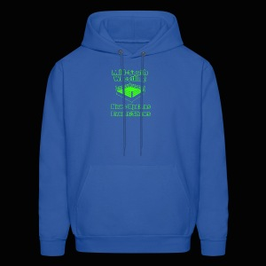 Mid-South Wrestling News Neon/Lime Green - Men's Hoodie
