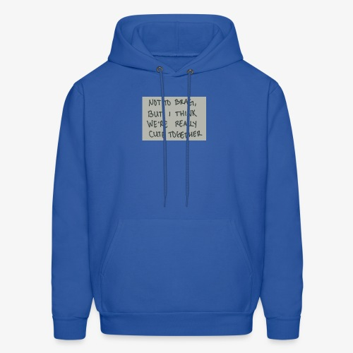 Your cute - Men's Hoodie