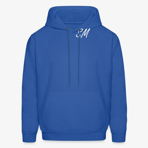SM Logo - Men's Hoodie