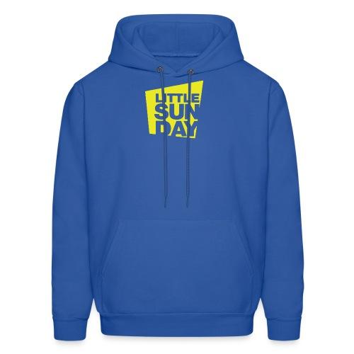 littleSUNDAY Official Logo - Men's Hoodie