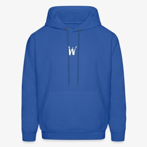 W White Design - Men's Hoodie